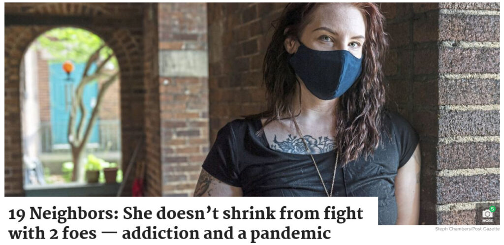 pandemic addiction