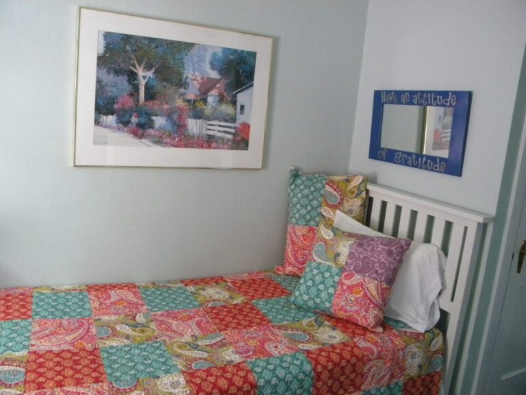 Bedroom at POWER House