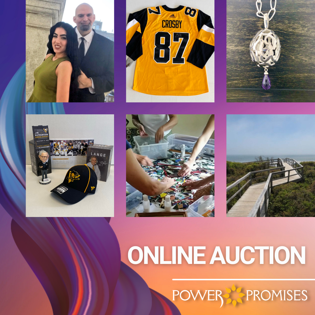 Auction is open